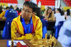 Tuyển cờ vua Việt Nam hòa trận thứ hai liên tiếp ở Olympiad