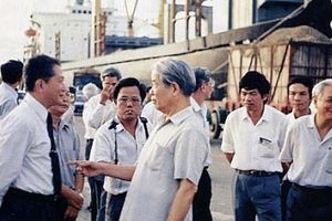 Đồng chí Đỗ Mười và ngành Dầu khí Việt Nam