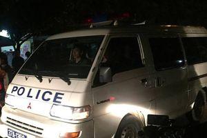 Đã bắt giữ được đối tượng mang vũ khí cố thủ trong nhà tại Nghệ An