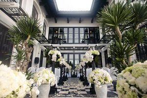 Một thiên đường tiệc cưới xa hoa của châu Á nằm tại Việt Nam