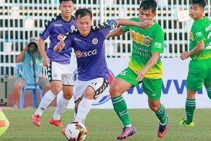 Vòng 25 V-league: Hà Nội FC có 'giữ' được 3 tỷ cho bầu Hiển?