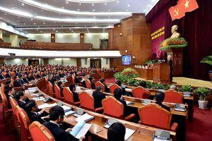 Hội nghị TƯ 8 dành phút mặc niệm hai đồng chí Đỗ Mười, Trần Đại Quang