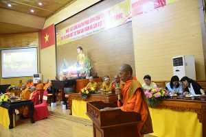 Đoàn phật tử kiều bào Thái Lan thăm quê