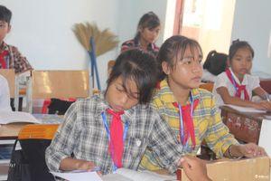 Ấm áp ngôi nhà chung của học sinh dân tộc thiểu số Hà Tĩnh