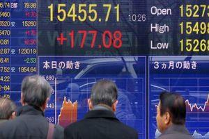 Chứng khoán Nhật đạt đỉnh sau 27 năm do đồng Yên suy yếu và sau thỏa thuận NAFTA