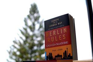 Cuốn sách 'Cách của người Đức': Con đường từ Berlin đến EU