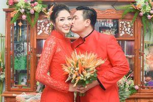 Hoa hậu Đại dương 2014 Đặng Thu Thảo: Tôi đã 'tấn công' ông xã trước!