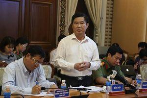 TP Hồ Chí Minh xử lý sai phạm ở văn phòng công chứng giả