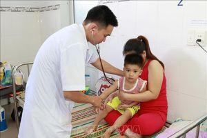 Số ca bệnh tay chân miệng tại Ninh Thuận tăng 88%, đa số là trẻ dưới 3 tuổi
