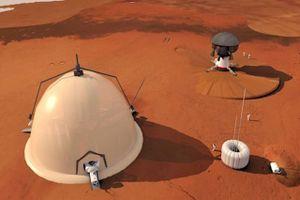 Kế hoạch định cư trên sao Hỏa thu hút sự chú ý