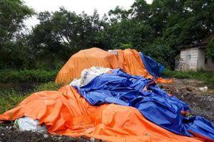 Số rác thải nguy hại khổng lồ được Công ty Hùng Phát 'tung hứng' như nào?