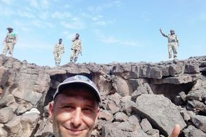 Quân đội Syria ác chiến IS trong 'nồi hầm' Al-Safa, diệt hàng loạt tay súng khủng bố