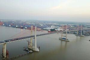 Tháng đầu thông xe, hơn 330.000 lượt xe qua cao tốc Hạ Long-Hải Phòng