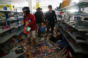 Người dân Indonesia tuyệt vọng vì bị bỏ đói sau thảm họa