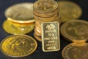 Nhu cầu mua vào các tài sản rủi ro đẩy giá vàng đi xuống