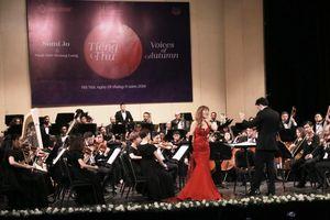 Nghệ sĩ Opera số 1 Hàn Quốc Sumi Jo: 'Dàn nhạc Giao hưởng Mặt Trời đã chơi quá tuyệt vời!'