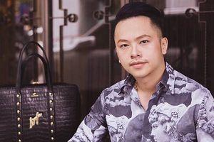 Lưu Đăng Khánh Việt: 'Làm nghề là cả một đam mê và tôi sẵn sàng kiêu vì đam mê đó'