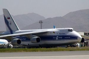 Vận tải cơ lớn nhất thế giới tấp nập đến Syria khi Nga chuyển giao tên lửa S-300