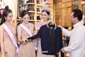 Top 3 Hoa hậu Việt Nam 2018 lần đầu chạm ngõ thời trang Denim