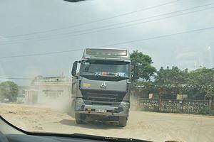 Xe quá tải tiếp sức mỏ đất đá: Cảnh sát, Thanh tra giao thông ở đâu?
