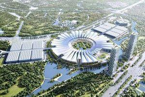 Điều chỉnh mới quy hoạch 'Thành phố Triển lãm' bổ sung thêm 70.000 dân