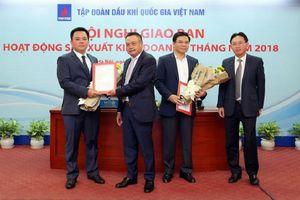 Tập đoàn PVN bổ nhiệm Phó TGĐ thứ 5