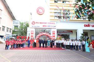 Cơ sở II trường ĐH Ngoại Thương: Tổ chức kỷ niệm 25 năm thành lập