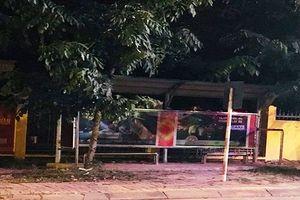 Phát hiện người phụ nữ tử vong tại bến xe buýt