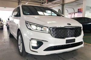 Kia Sedona 2019 lộ diện với nhiều nâng cấp mới
