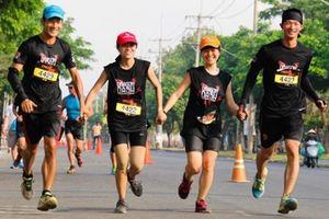 Những bước chạy vì trẻ em sơ sinh Việt Nam