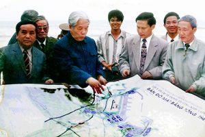 Cố Tổng Bí thư Đỗ Mười với tỉnh Quảng Ngãi