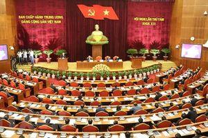 Khai mạc Hội nghị lần thứ 8 Ban Chấp hành Trung ương