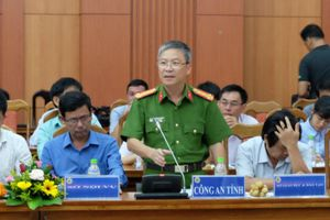 Công an Quảng Nam lên tiếng vụ xe quá tải lộng hành quốc lộ