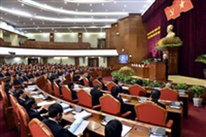 Khai mạc Hội nghị lần thứ tám Ban Chấp hành Trung ương Đảng khóa XII