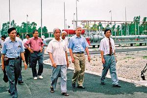 Đồng chí Đỗ Mười với ngành Dầu khí Việt Nam