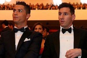 Chủ tịch FIFA tính 'trị tội' Messi và Ronaldo