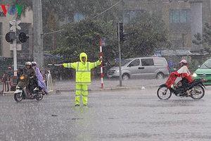 Thời tiết ngày 2/10: Không khí lạnh tăng cường, Nam Trung Bộ mưa to
