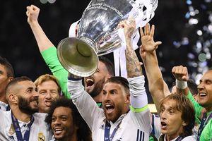 Đội hình 11 'siêu sao' của Real Madrid trong PES 2019