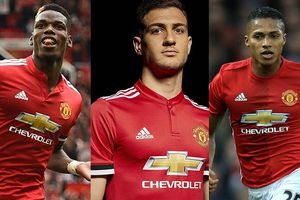 Danh sách cầu thủ MU đọ sức với Valencia: Sanchez và Pogba góp mặt