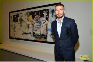 David Beckham điển trai, phong độ với vest ở tuổi 43