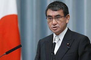 Điện mừng Bộ trưởng Ngoại giao Nhật Bản Taro Kono được tái bổ nhiệm