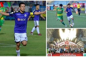 Toàn cảnh chiến thắng 'hủy diệt' của Hà Nội FC trước Cần Thơ