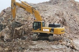 Nhà máy Xi măng Long Sơn khai thác nguyên liệu có đúng quy trình?