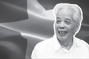 Infographic: Cuộc đời và sự nghiệp nguyên Tổng Bí thư Đỗ Mười