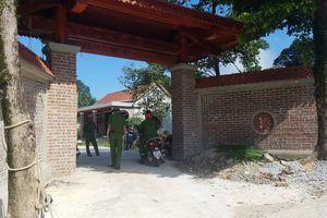 Kẻ nổ súng làm chết người ở Hà Tĩnh ra đầu thú sau 10 ngày bỏ trốn