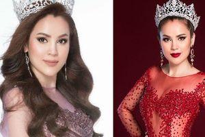 Hoa hậu Phương Lê lộng lẫy trong trang phục dạ hội