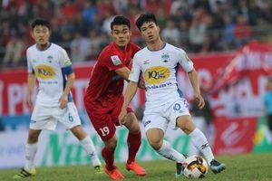 Trực tiếp HAGL vs Hải Phòng vòng 25 V-League 2018