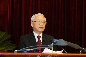 Phát biểu của Tổng Bí thư Nguyễn Phú Trọng khai mạc Hội nghị Trung ương 8