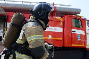 Cháy tại trung tâm mua sắm ở Nga, 400 người được sơ tán