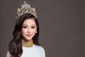 Người đẹp Bến Tre thi 'Hoa hậu Trái đất 2018'
